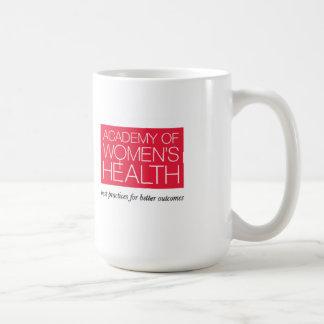 Academy of Women's Health mug