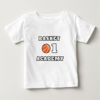 Academy tennis shoe baby T-Shirt