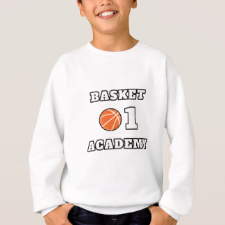 Academy tennis shoe sweatshirt