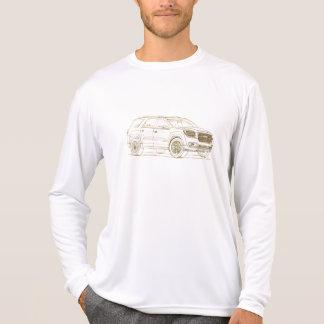 Acadia 2013 de GMC Camiseta