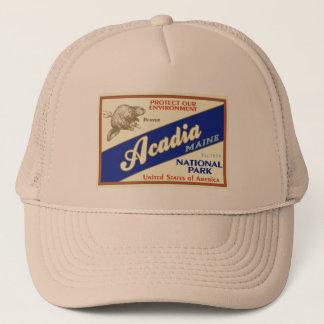Acadia (Beaver) Trucker Hat
