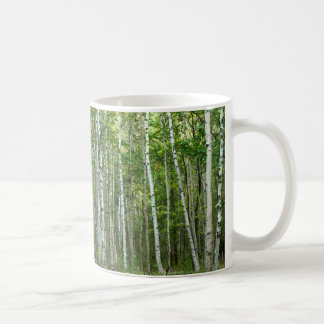 Acadia Birches Coffee Mugs