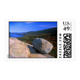 Acadia Bubble Rock Postage