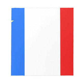 Acadia Flag Memo Note Pad