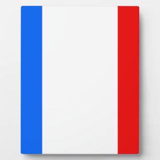 Acadia Flag Plaque