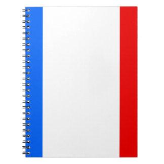 Acadia Flag Spiral Notebook