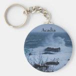 Acadia Keychain - 2