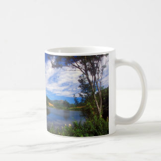 Acadia Long Pond View Coffee Mug