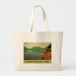 Acadia National Park Tote Bags