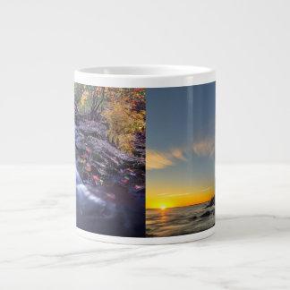 Acadia National Park & Bass Harbor Lighthouse Mug