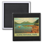 Acadia National Park Fridge Magnet