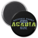 Acadia National Park Fridge Magnet