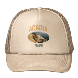 Acadia National Park Trucker Hat