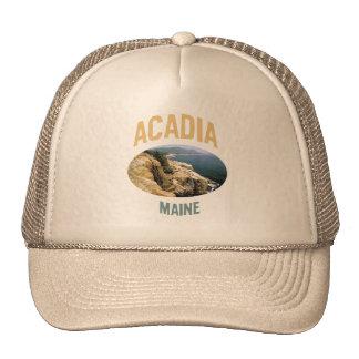 Acadia National Park Mesh Hat