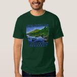 Acadia National Park - Maine Adult Dark T-shirt