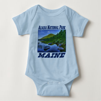 Acadia National Park - Maine Infant Creeper