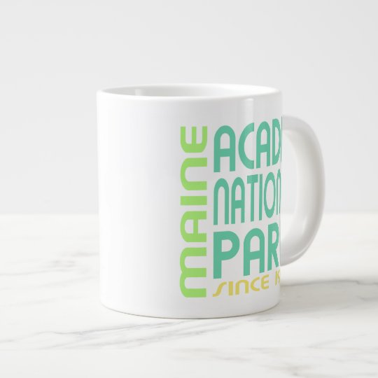 Acadia National Park, Maine Large Coffee Mug