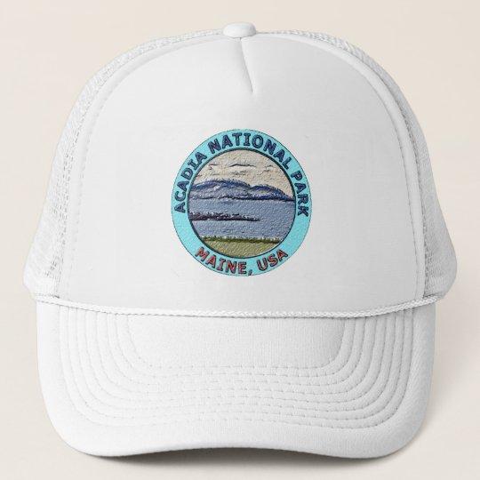 Acadia National Park Maine, USA Trucker Hat