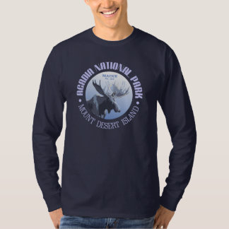 Acadia National Park (moose) T-Shirt