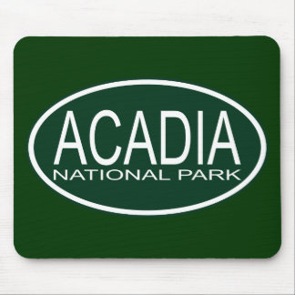 Acadia National Park Mouse Pad