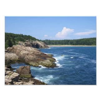 Acadia National Park, photo print