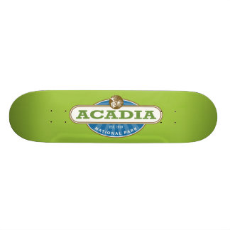 Acadia National Park Skateboard