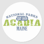 Acadia National Park Stickers