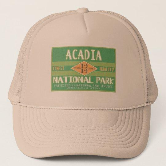 Acadia National Park Trucker Hat  79779575d437