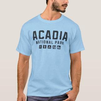 Acadia National Park Tshirt (light)