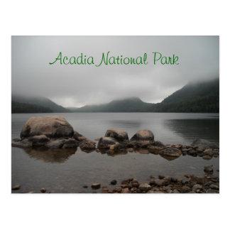 Acadia Park-Jordan Pond Postcard
