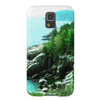 Acadia Park Shoreline peace and calm Galaxy S5 Case