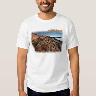 Acadia Rocks! T Shirt