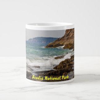 Acadia Shore Jumbo Mug