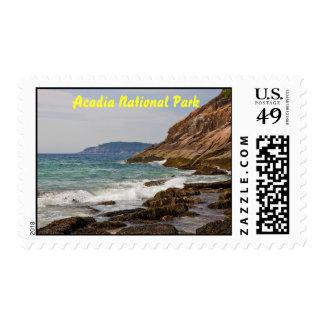 Acadia Shore Postage
