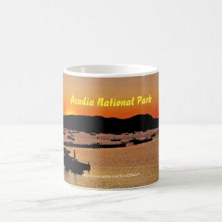 Acadia Sunset Mug