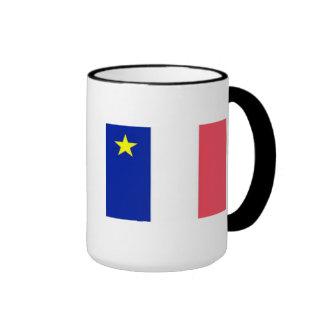 Acadian cup coffee mug