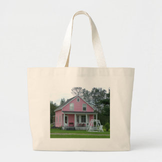 Acadian Home Large Tote Bag