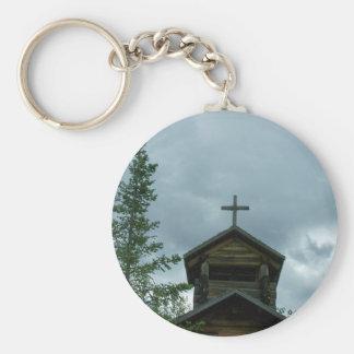 Acadian Life Keychain