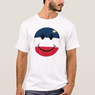 Acadian smiley logo T-Shirt