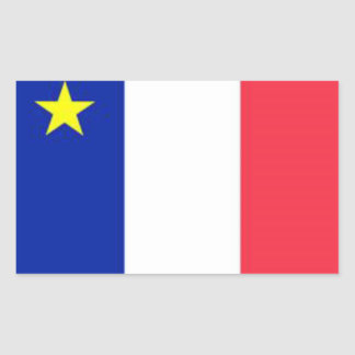 Acadian stickers