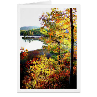 Acadian Vista Card