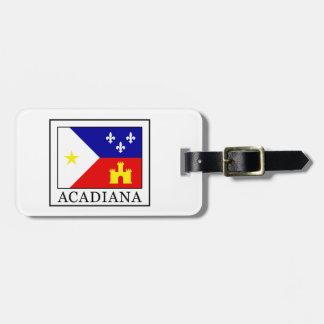 Acadiana Bag Tag