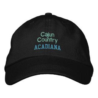 ACADIANA cap Embroidered Baseball Caps