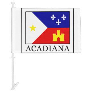 Acadiana Car Flag