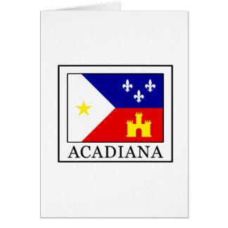 Acadiana Card
