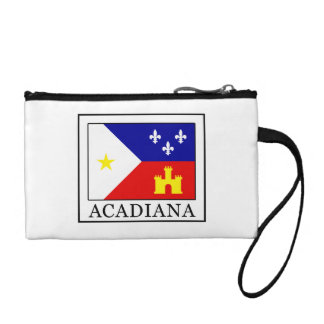 Acadiana Coin Purse