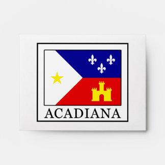 Acadiana Envelope