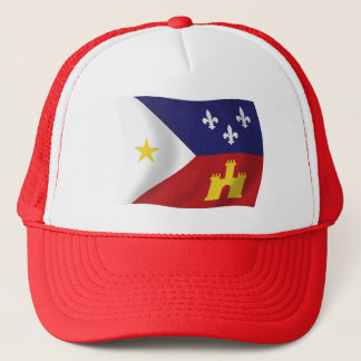 Acadiana Flag Hat