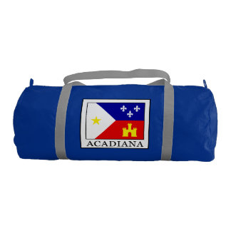 Acadiana Gym Bag