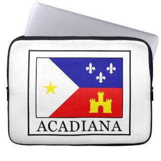 Acadiana laptop sleeve
